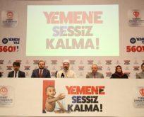 Çayırova Halkından Yemen'e Yardım