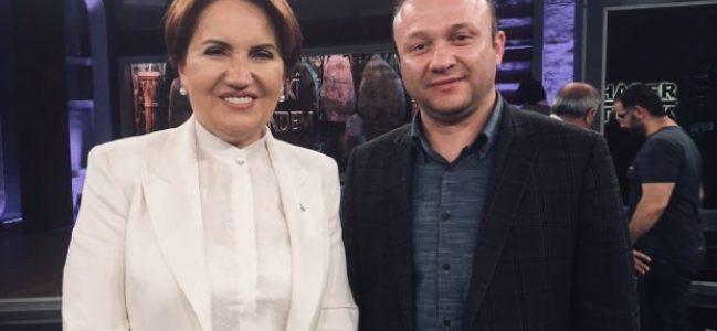 Ahmet Yeşil'in milletvekili adaylığı için adı geçiyor.