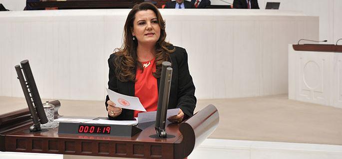 "CHP'li Hürriyet: ""Tecavüzle Mücadele Edin!"""