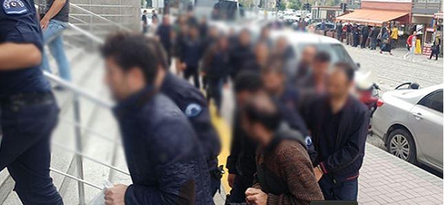 Kocaeli'de FETÖ Soruşturmasında 7 Tutuklama!