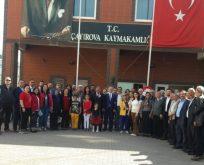 CHP ve İYİ PARTİ'den  ortak tören