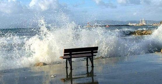 Dikkat! Yarın Marmara'da Fırtına Var