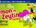 Limon ile Zeytin Kocaeli Fuarı'nda