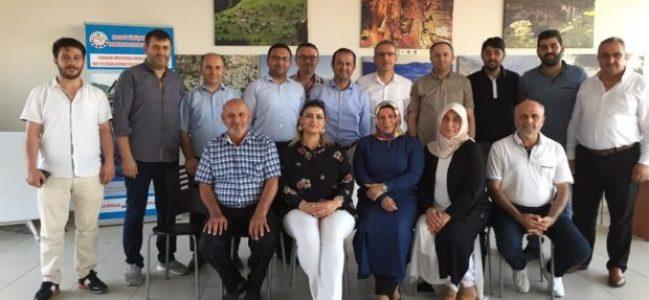 Gümüşhane'nin tanıtımı için Gebze'de festival