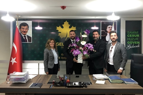 Gelecek Gebze 'de Başkan Karakaya