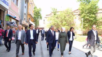 Katırcıoğlu, Gebze'yi Karış Karış Gezdi