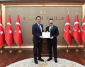 Rektör Görgün'den Vali Aksoy'a Veda Ziyareti