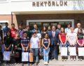 GTÜ Mardinli Öğrencileri Misafir Etti