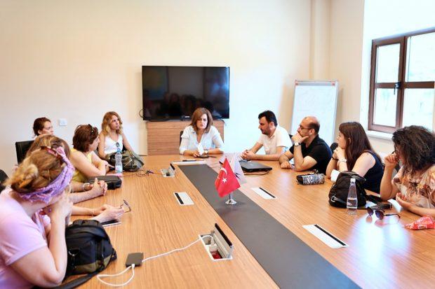 GTÜ ile 'Okulumuz Kocaeli'