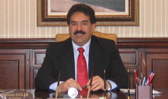 Gebze Kaymakamı Mustafa Güler Oldu