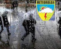 'Kuvvetli Yağış' uyarısı!