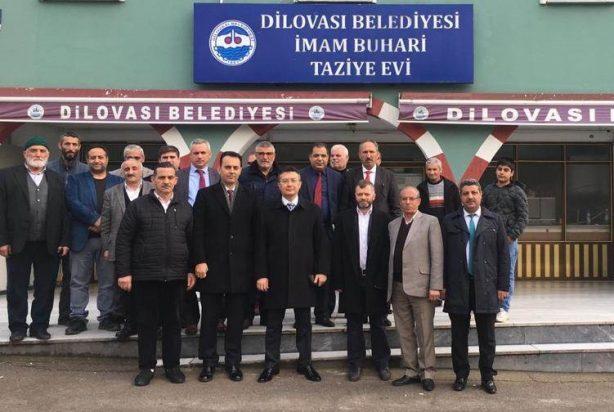 'Halk ve Güvenlik Toplantısı' Yapıldı