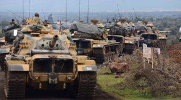 """""""Zeytin Dalı Harekâtı"""" kapsamında şu ana kadar 343 örgüt mensubu etkisiz hale getirildi."""