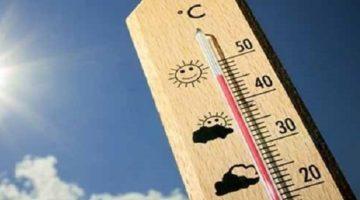 Mevsim Normallerinin 4 ila 8 Derece Üzerinde