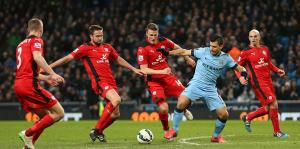Manchester City – Leicester City: 2-0