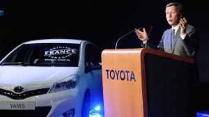 Toyota tarihinde bir ilk