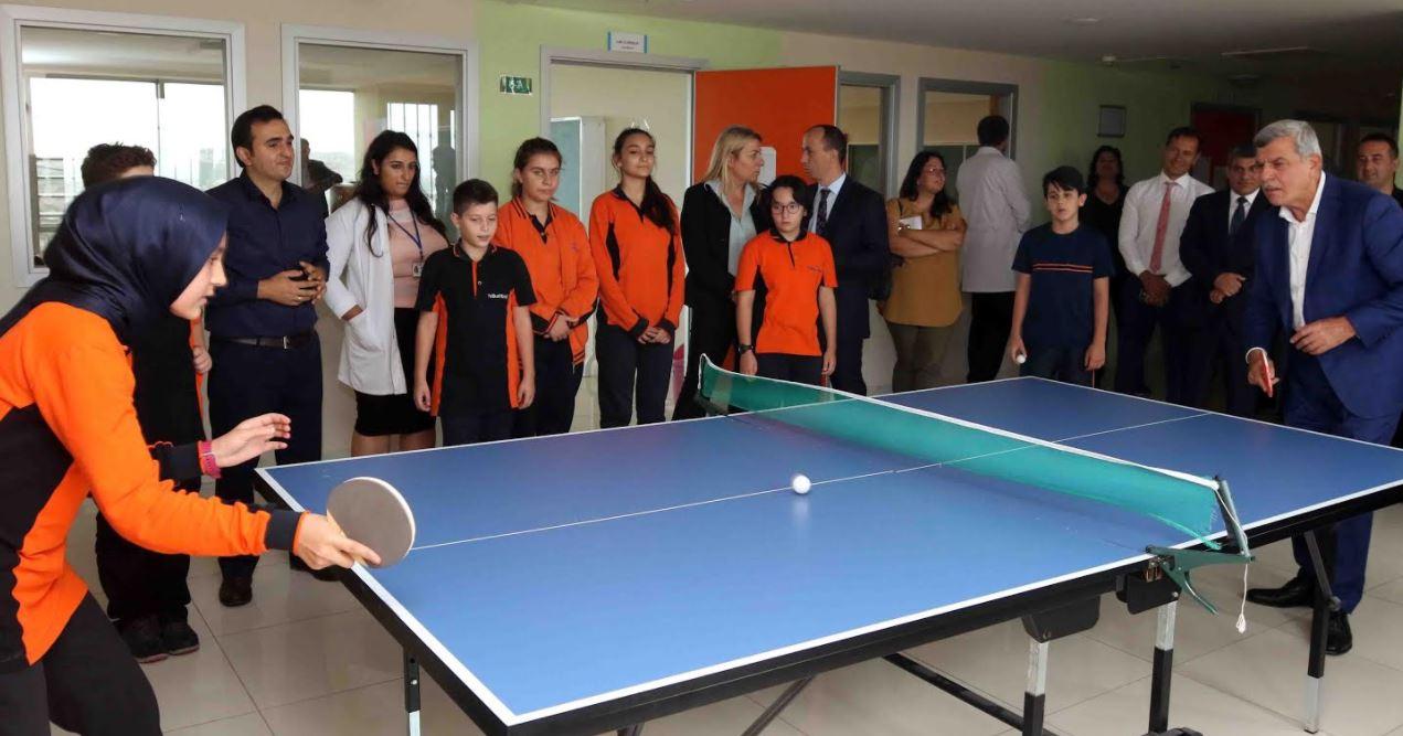 Başkandan Gebze'de Okul Ziyareti