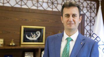GTÜ Rektörü Görgün İLKÇEV'e Konuk Olacak