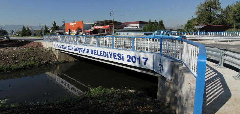 İlk Adım Köprüsü tamamlandı