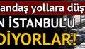 Akın akın İstanbul'u terk ediyorlar!