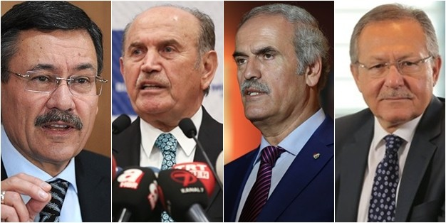 İstifa eden AK Partili başkanlar yargı önüne mi çıkacak?