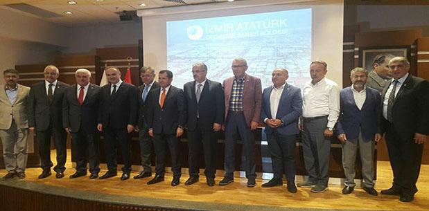 Sanayi Komisyonu İZMİR'de