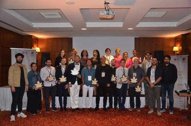 """""""2. İzmit Kısa Film Festivali"""" ödülleri sahiplerini buldu"""