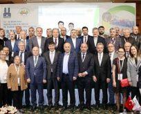 Köşker Sağlıklı Kentler Birliği Toplantısında