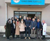TÜRGED,Kandıra'da Kütüphane açtı