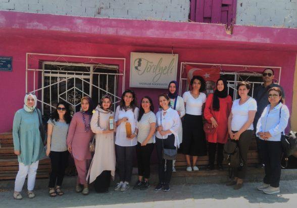 Kadın Kooperatifleri Kadınlara Ekonomik Güç Katıyor