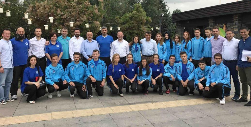 Karatecilerimiz Türkiye Şampiyonasına hazır