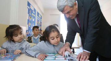 Başkan'dan Öğrencilere Başarı Dilekleri