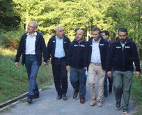 Orman Genel Müdürü Diriliş Kampı'nı Ziyaret Etti