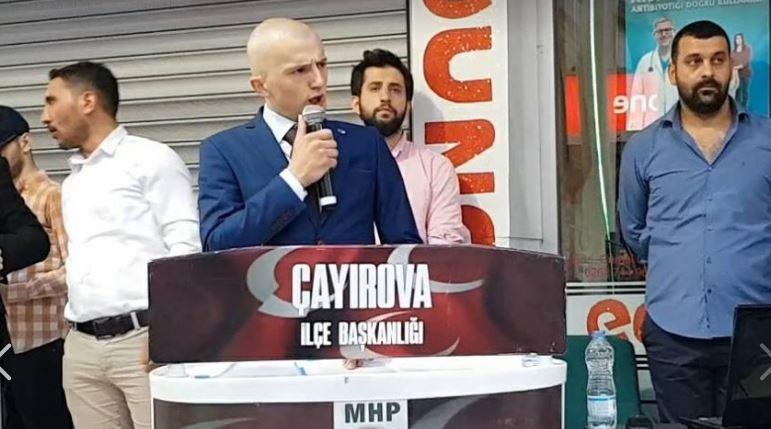 Çayırova Ülkü Ocaklarından Kan Bağış Kampanyası