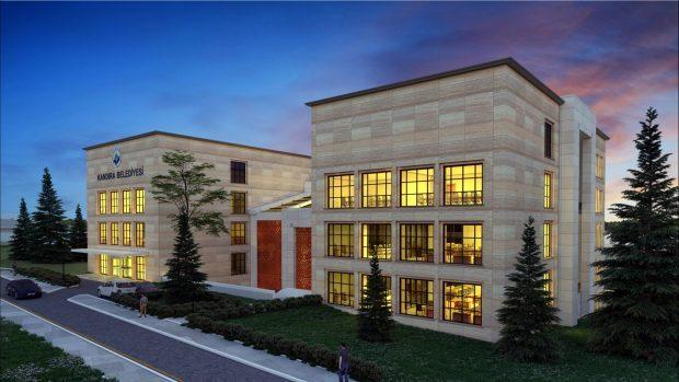 Hizmetler Yeni Binadan Yürütülecek