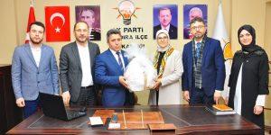 Katırcıoğlu,Kandıra'dan13 çeşit Yerli Tohum'u Tohum Gen Bankasına götürüyor.