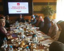 Saadet Partisi Kocaeli'de Kadın Kolları Toplandı