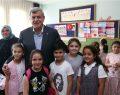Karaosmanoğlu, okul ziyaretlerini sürdürdü