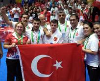 Karatecilerimiz Deaflympics 2017'de tarihe geçti