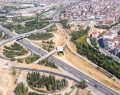 Çayırova'da ki Köprülü Kavşağın Bir Bölümü Trafiğe Açıldı