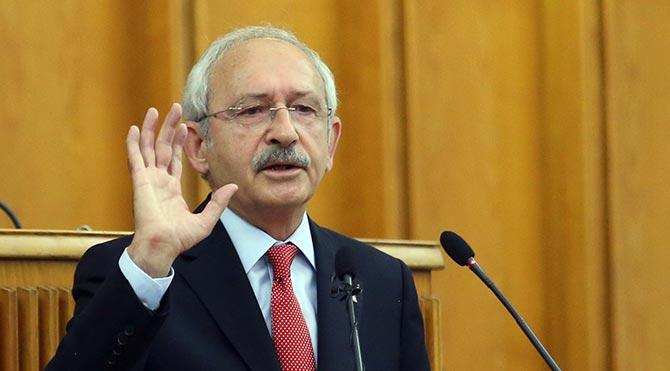 Kılıçdaroğlu: Rüşvet alan bakanları tek tek açıklayacağım