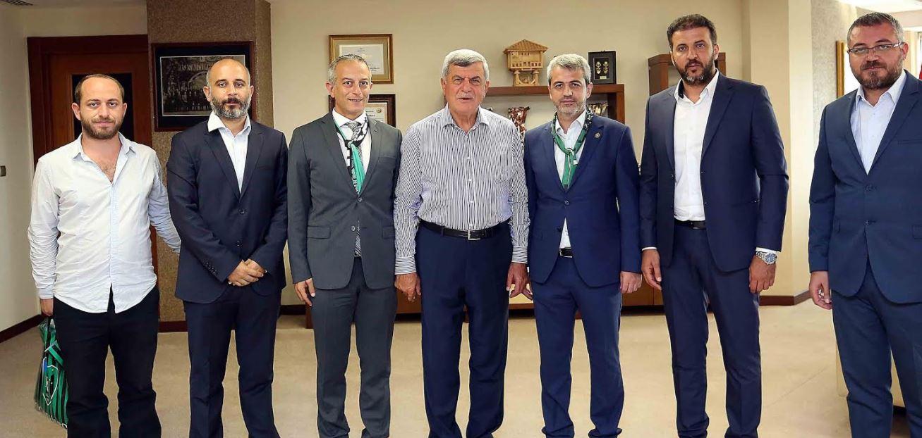 ''Kocaelispor Yönetimini kutluyorum''