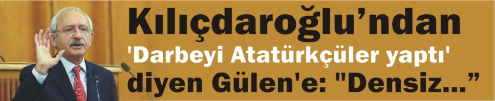 Kemal Kılıçdaroğlu Yine Sert Konuştu