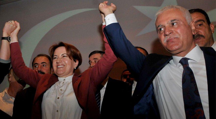 Koray Aydın'da, Meral Akşener'in partisinde!