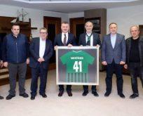 ''Kocaelispor'la nice 53 yıllara''