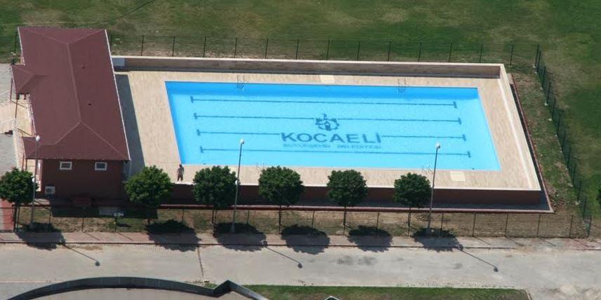 Büyükşehir'in havuzlarının bayram programı belli oldu