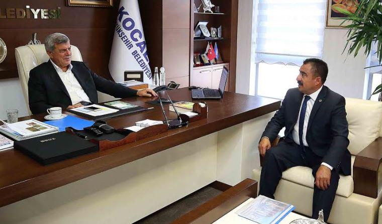 ''Anadolu'ya tecrübemizi ve bilgimizi aktarıyoruz''