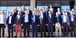 KOTO Komite Başkanları ile Buluştu