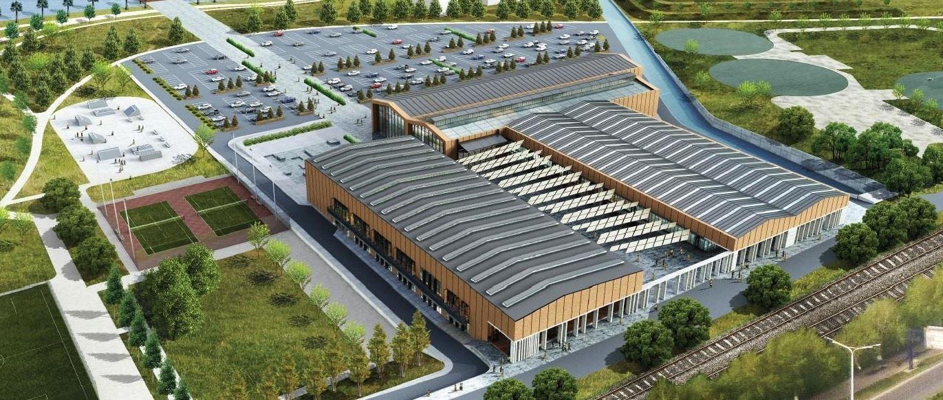 Sekapark'a dev kongre merkezi