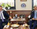 Balıkesir Valisinden Kocaeli Üniversitesi Ziyareti